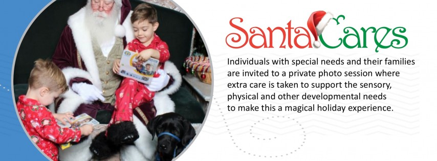 Greenville Mall - 12/9 Santa Cares