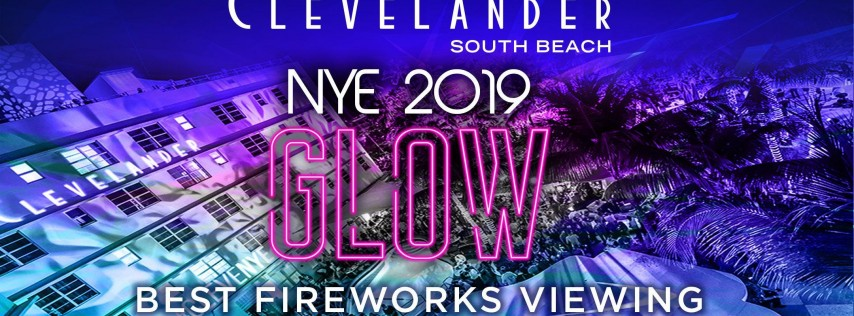 New Year's Eve 2019 at the Clevelander Hotel