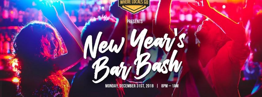 Wynwood New Years Bar Bash 2019
