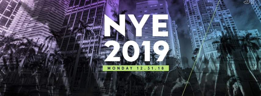 NYE 2019 - W Miami Rooftop