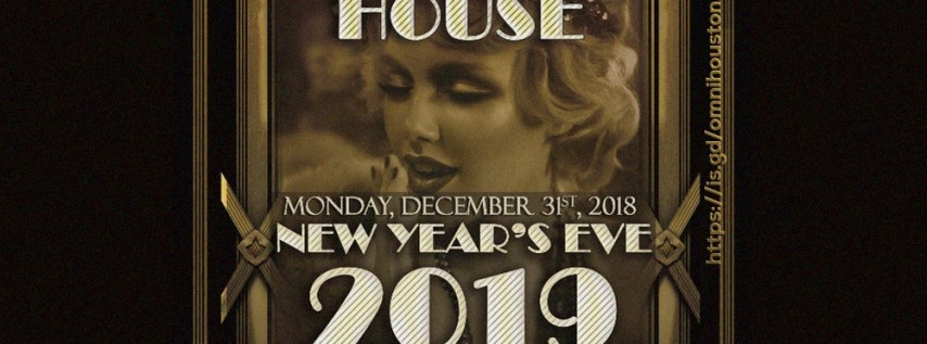 Gatsby's House | Omni Houston New Year's Eve Party