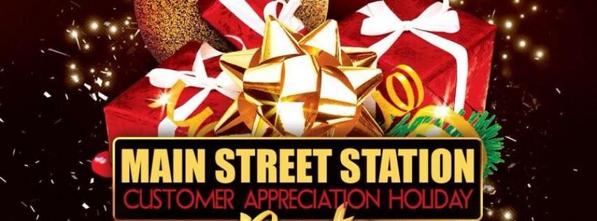 Customer Holiday Appreciation Party