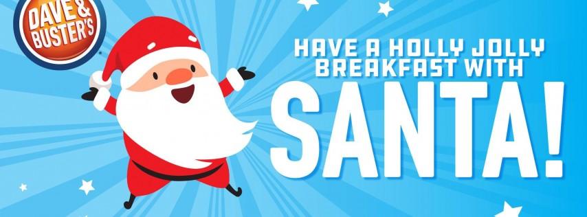 D&B Concord Mills Breakfast with Santa