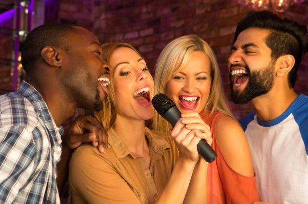 Kooking & Karaoke