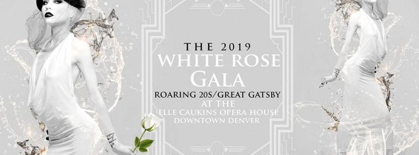 Denver New Years Eve 2019: 17th White Rose Gala