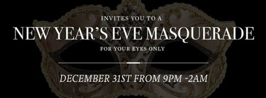 new years eve masquerade