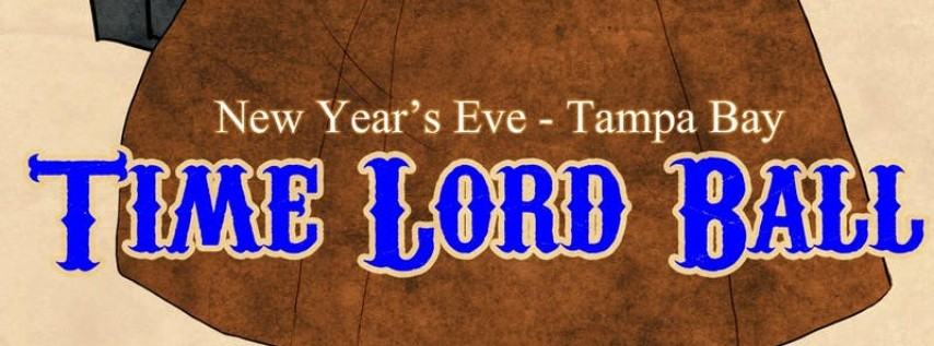 New Year's Eve Time Lord Ball 2018