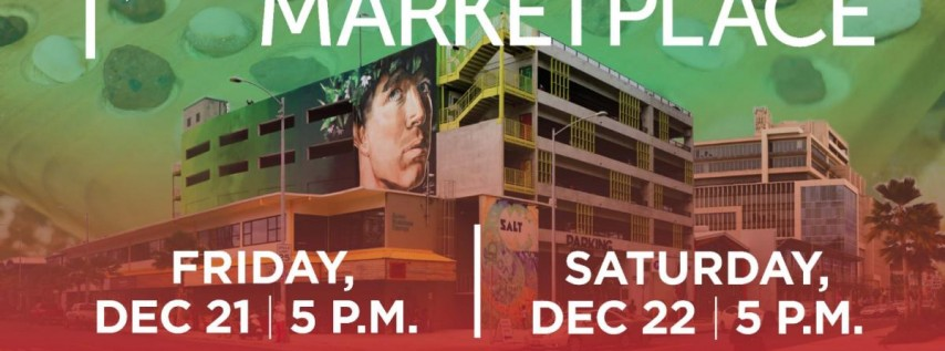 SALT AT OUR KAKA'AKO HOSTS MONTHLY PA'AKAI MARKETPLACE