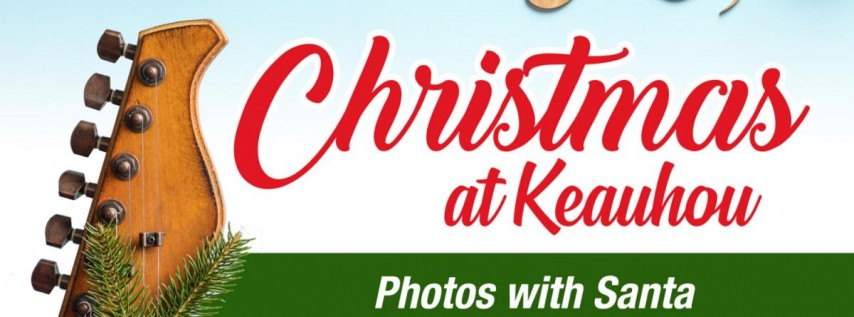 KEAUHOU SHOPPING CENTER CELEBRATES CHRISTMAS AT KEAUHOU