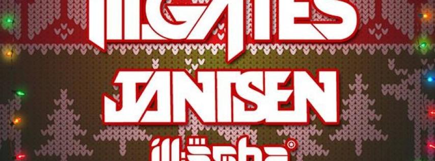 The Basshead Holiday Gathering feat. Ill Gates, Jantsen, & more!