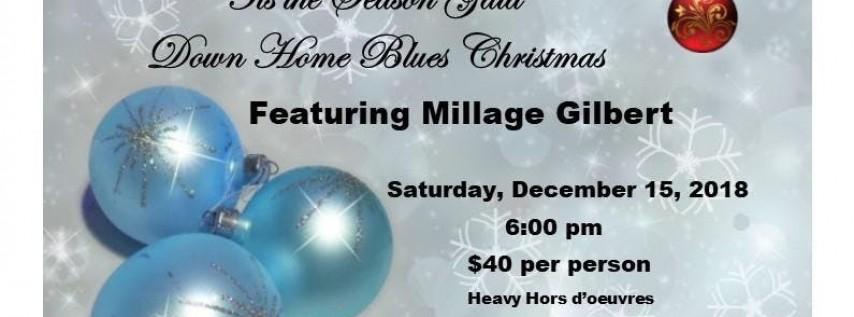 2018 'Tis the Season Gala - Home Down Blues Christmas Celebration