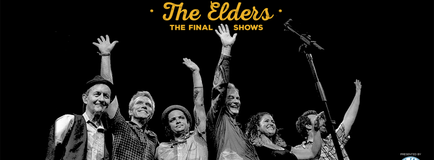 Fare Thee Well Irish New Year's Eve with The Elders