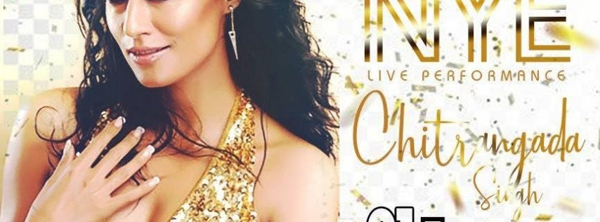 SUNGLOW ENTERTAINMENT Bollywood New Year's Eve Gala with CHITRANGADA SINGH