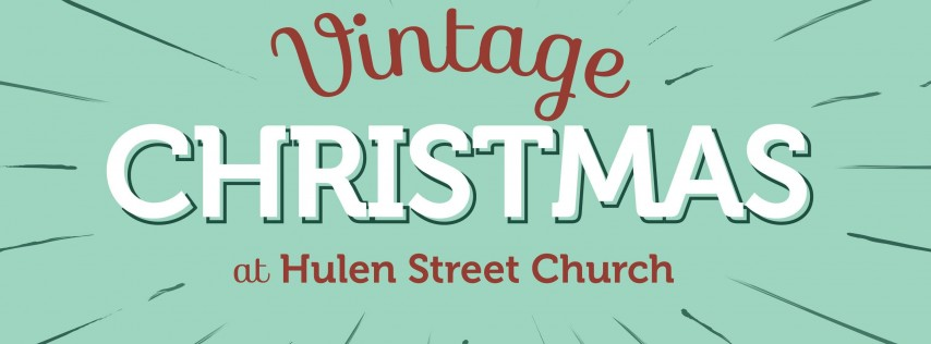 Christmas Eve at Hulen Street Church