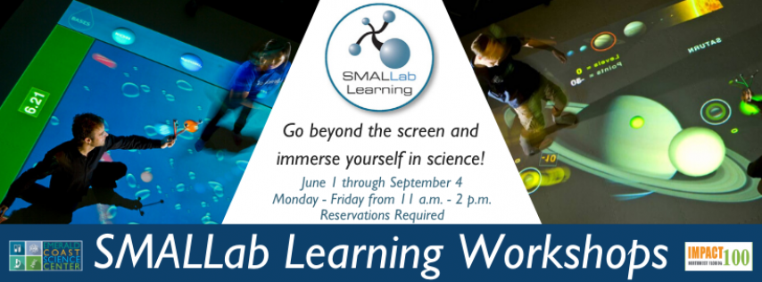 SMALLab Sessions at the Science Center