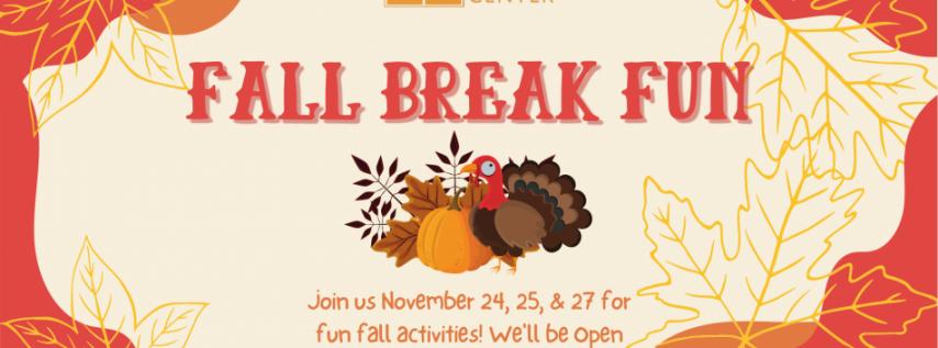 Fall Break Fun at the Science Center