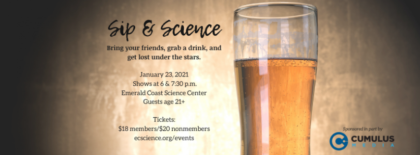 Sip & Science