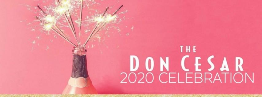 2020 Don CeSar New Year's Celebration