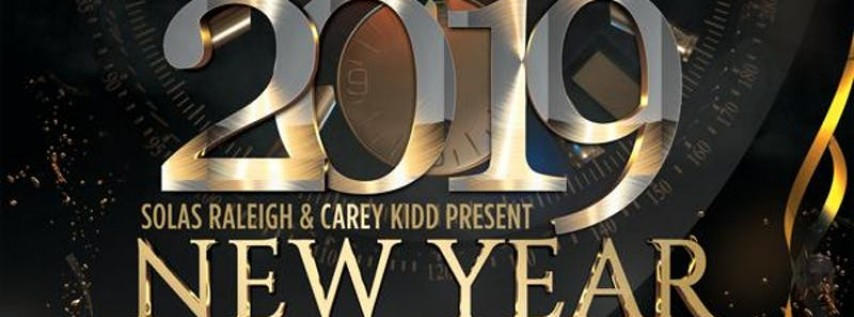 Raleigh New Years Eve 2019