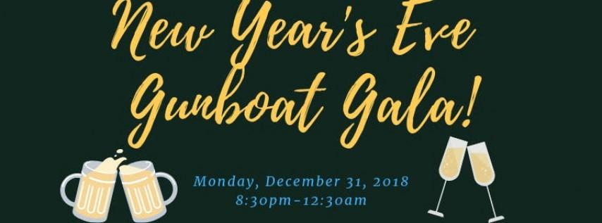 New Year's Eve Gunboat Gala