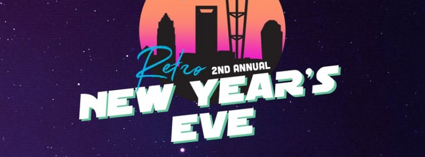 Retro New Year's Eve at Queen Park Social