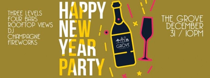 New Year's Eve at The Grove