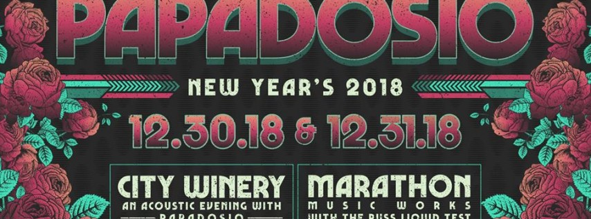 Papadosio - New Year's 2019 - Nashville