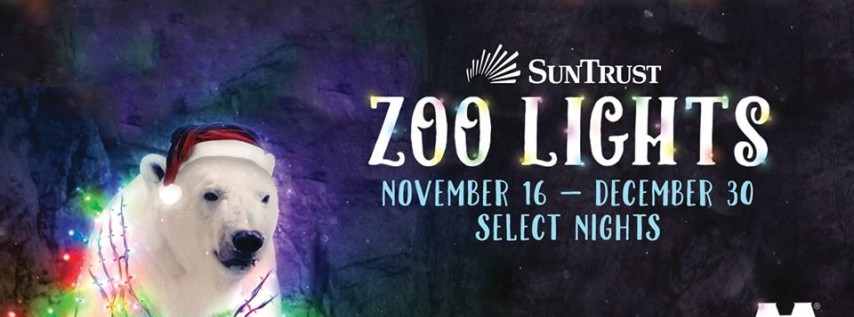 2018 SunTrust Zoo Lights