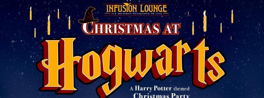 Christmas at Hogwarts + 2hr OPEN BAR