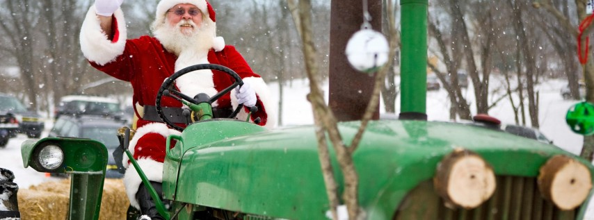Christmas on the Farm: December 8th-9th