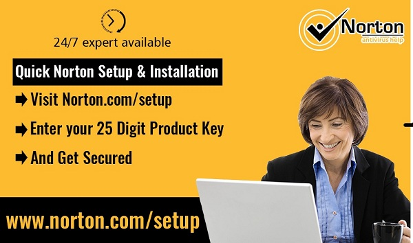 Norton Setup Activation