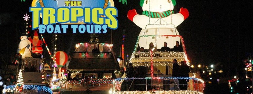 Annual Holiday Lighted Boat Parade Cruise