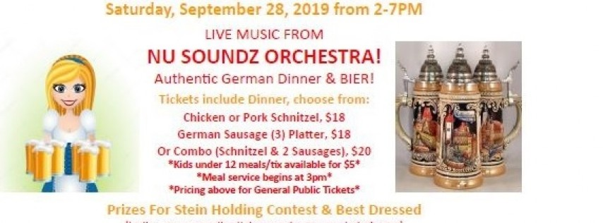 Brandon Elks Lodge Oktoberfest Celebration