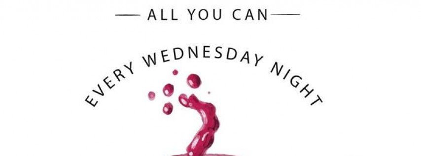 All You Can Wine Wednesday at District Tavern