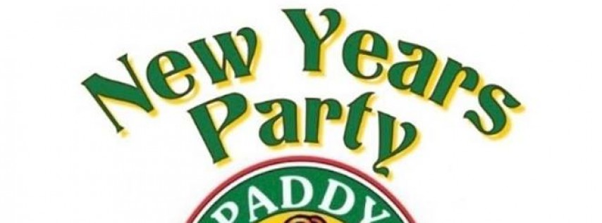 New Years Eve at Paddy's