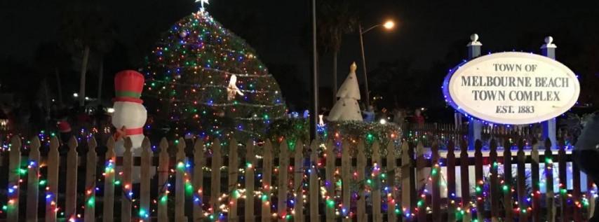 Town of Melbourne Beach Christmas Tree Lighting