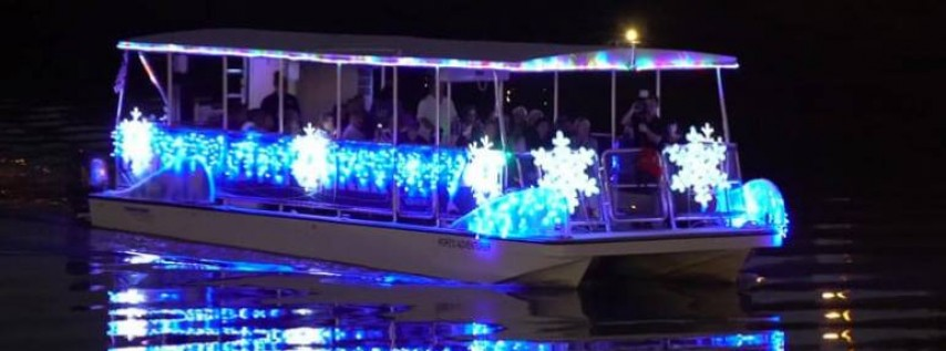 Sea of Lights Boat Cruise!