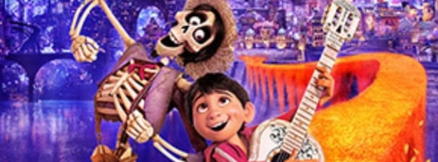 Friday Christmas Movie Nights- Coco
