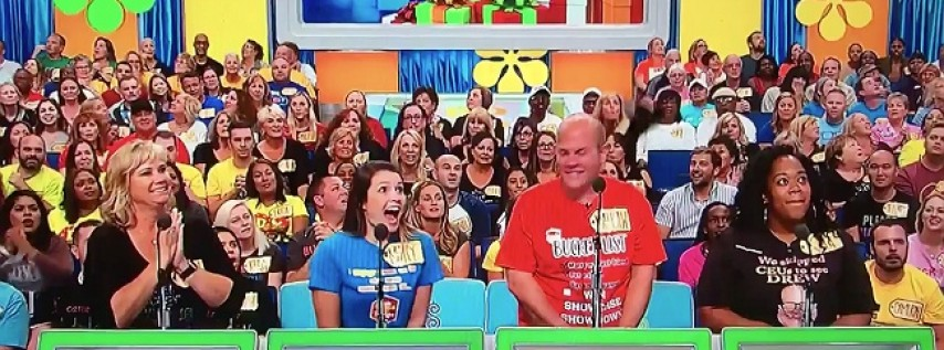 The Price Is Right Live Taping in Clearwater
