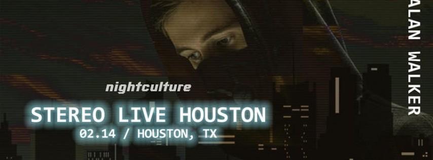 Alan Walker - Houston