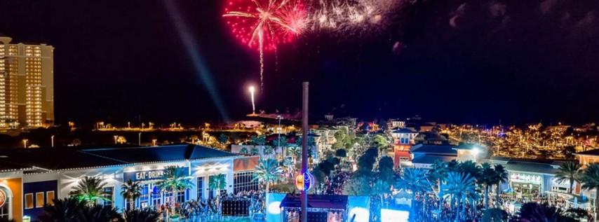 New Year's Eve Beach Ball Drop