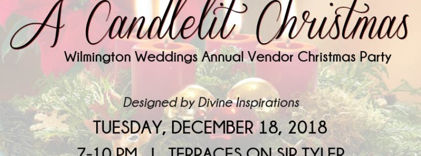 2018 Vendor Christmas Party Hosted by Wilmington Weddings