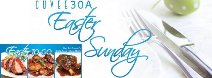 Cuvee 30A Easter Sunday Feast