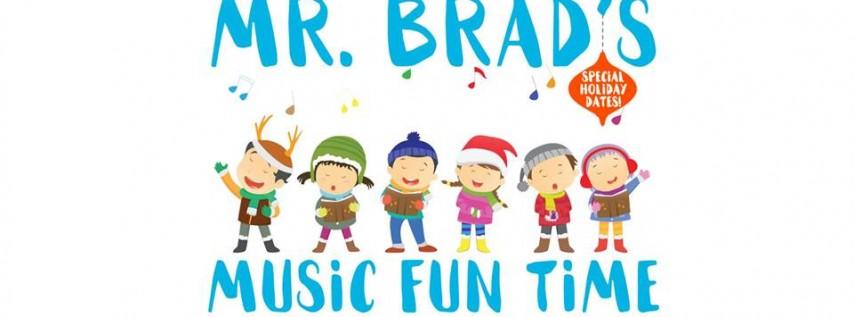 Mr. Brad's Music Fun Time