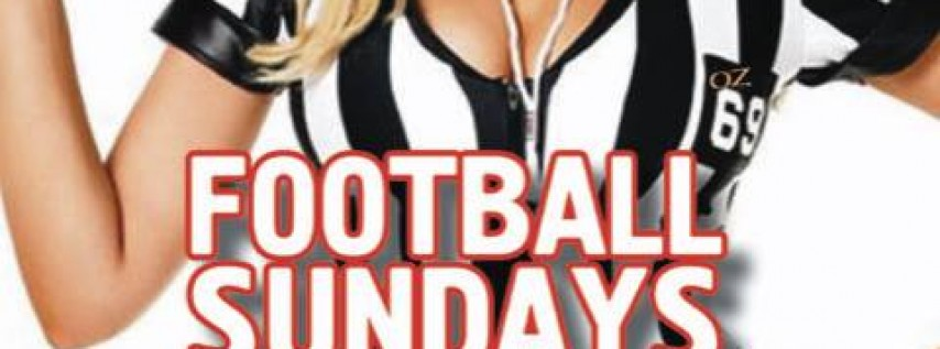 Sunday Funday OZ Football Party