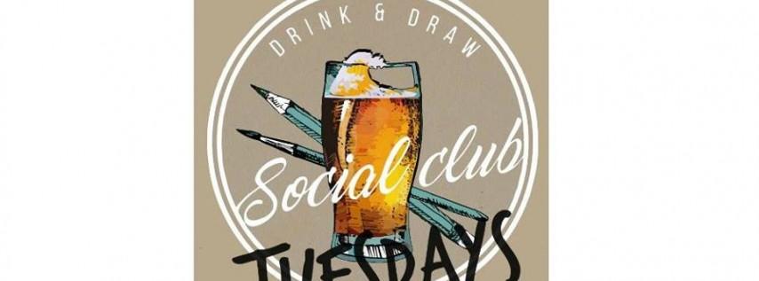 Drink & Draw Social Club
