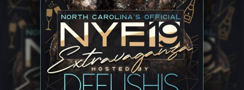 North Carolina's Official New Years Eve Extravaganza 2019