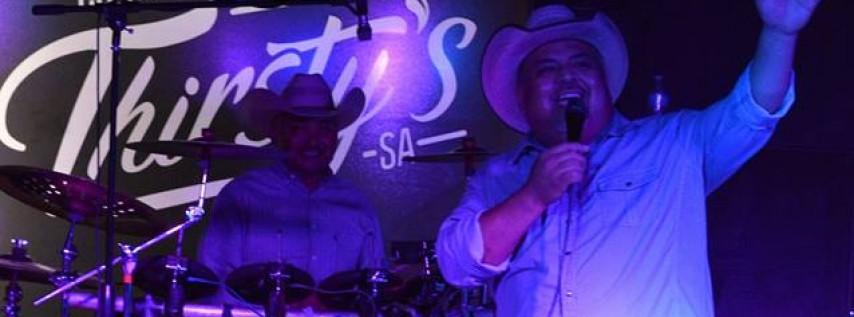 Los Tovares at Thirsty's SA