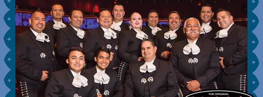 Mariachi Music with Campanas de America (410/Babcock in SA)