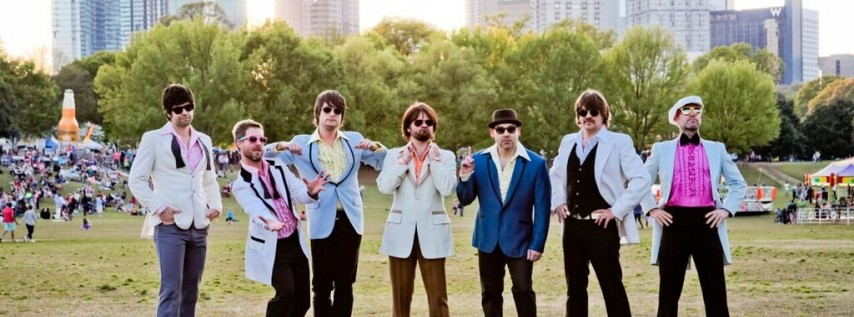 Sail into The New Year with Yacht Rock Revue at Park Tavern in Piedmont Park